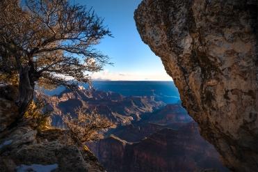 Grand Canyon National Park North Rim.