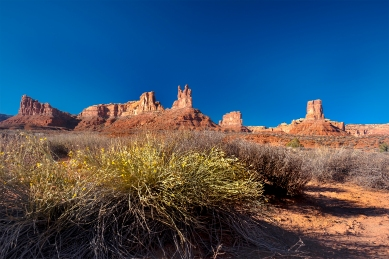 Valley of the Gods landscape