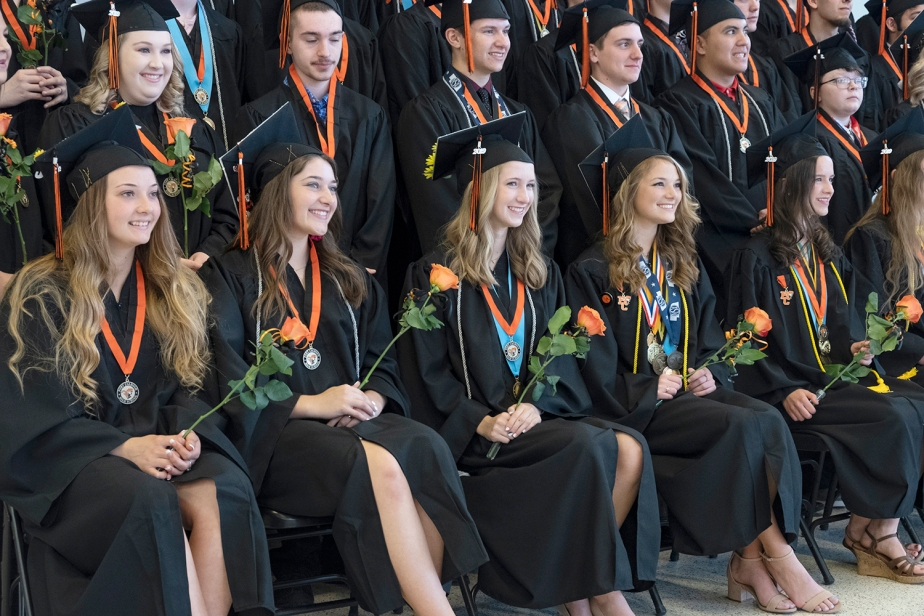 Fort Calhoun graduates ready to pursue success