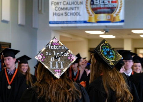 Future is bright for the Fort Calhoun Graduates of 2019.