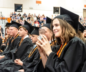 Fort Calhoun graduation 1