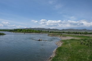 Headwaters of the Missouri River
