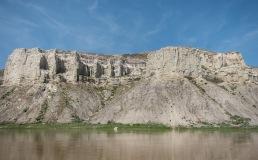 White Cliffs of the Upper Missouri Breaks National Monument.