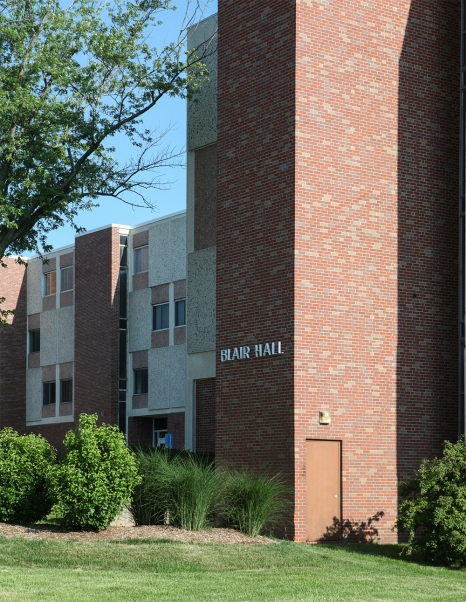 Blair Hall 2010
