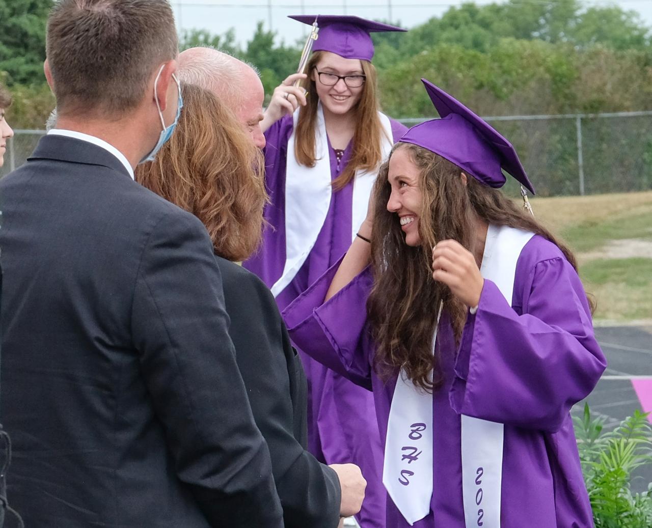 Blair Graduation Scrapbook
