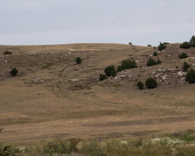 Oregon Trail in Nebraska